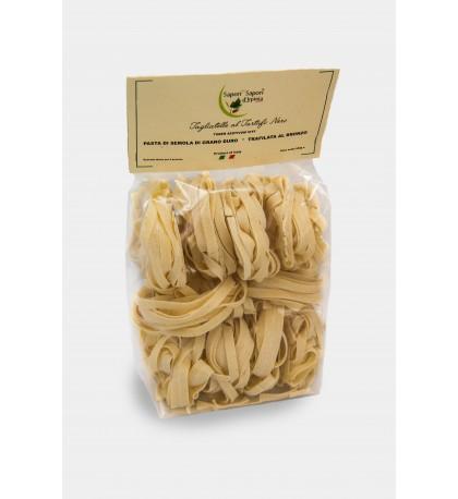 Semoule pâtes aux truffes noires
