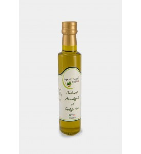 l'huile d'olive à la truffe noire