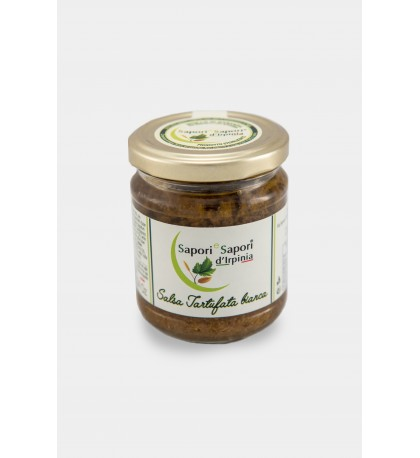 sauce à la truffe blanche