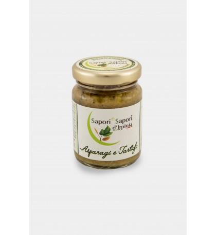 Crema di Asparagi e Tartufo