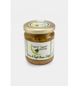 Crème de Cèpes et truffe
