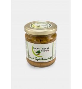 Crème de Porcini et Truffes