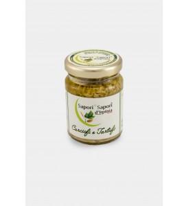 Cream of Artichoke and Truffle