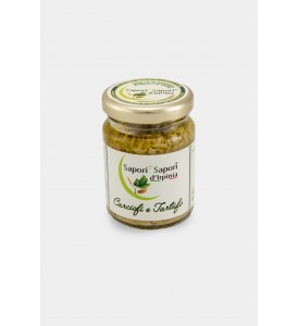 Crème d'artichauts et truffes