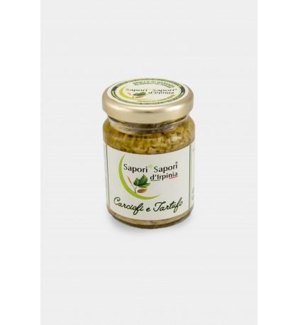 Crème de Artichaut et truffe