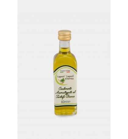 Huile d'olive à la truffe blanche